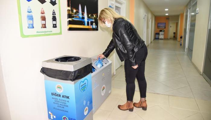 TOROSLAR BELEDİYESİ, 3'ÜNCÜ SIFIR ATIK BELGESİNİ ALDI