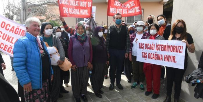 BAŞKAN ÖZYİĞİT: MERSİN'E BU KÖTÜLÜĞÜ YAPMAYIN