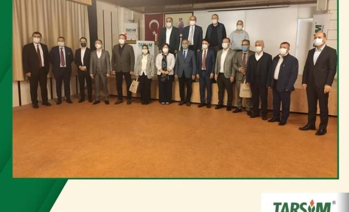 MERSİN'DE TARIM SİGORTALARI BİLGİLENDİRME TOPLANTISI YAPILDI