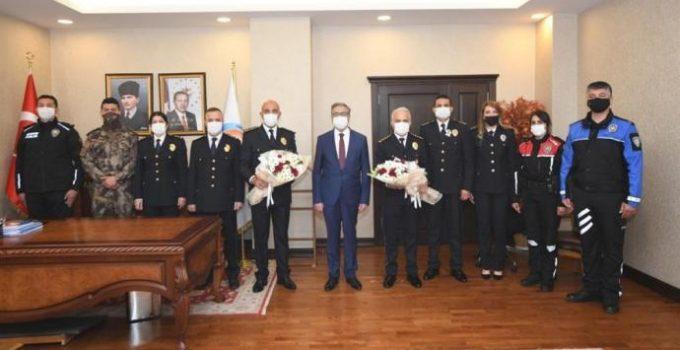 MERSİN'DE POLİS HAFTASI ETKİNLİKLERİ SÜRÜYOR