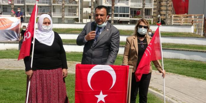 """GÖREVDEN ALINAN CHP İLÇE BAŞKANI KILBAŞ: """"İTİRAZ HAKKIMI KULLANACAĞIM"""