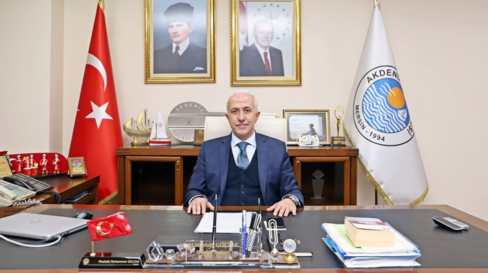 BAŞKAN GÜLTAK'TAN YKS ÖNCESİ SESSİZLİK ÇAĞRISI