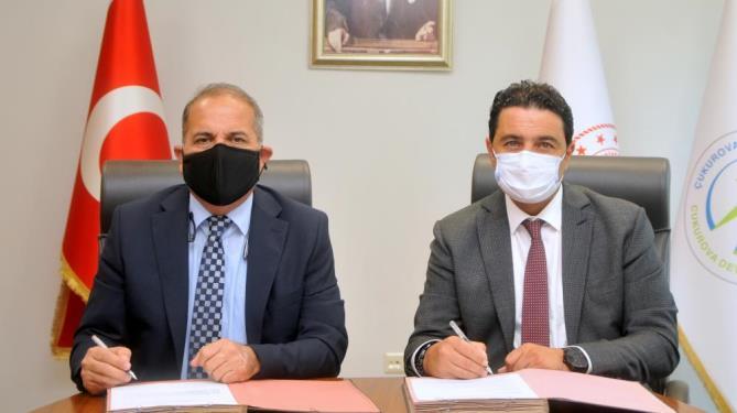 ÇKA'DAN MERSİN VALİLİĞİNE 'PROJE YÖNETİMİ' EĞİTİM DESTEĞİ