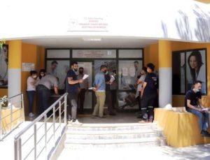 MOBİL AŞI EKİPLERİ MERSİN'DE HİZMET VERMEYE BAŞLADI