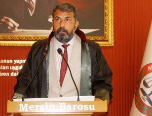 72 BARO BAŞKANI HDP'YE YAPILAN SALDIRIYI KINADI