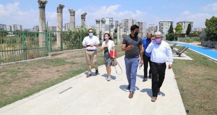 MEZİTLİ'NİN 'SONSUZ BİSİKLET YOLU' YENİ BİR ZAFERE HAZIRLANIYOR