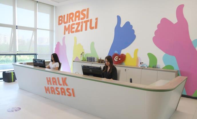 MEZİTLİ HALK MASASI, İNTERNETTEN DE 7/24 HİZMET VERMEYE BAŞLADI