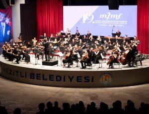 19'UNCU MERSİN ULUSLARARASI MÜZİK FESTİVALİ GALA KONSERİYLE BAŞLADI