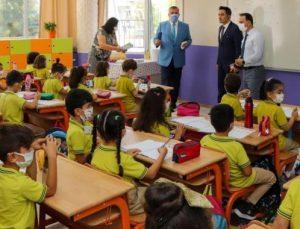 MERSİN'DE 469 BİN ÖĞRENCİ DERS BAŞI YAPTI