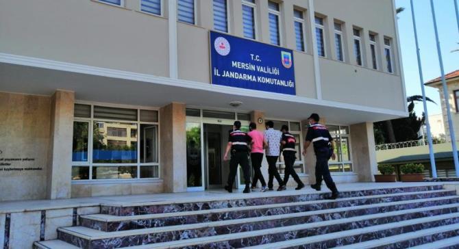 MERSİN'DE DEAŞ VE PKK OPERASYONU: 3 GÖZALTI