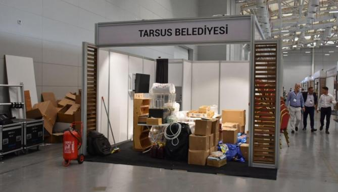 TARSUS BELEDİYESİ, 'TARIMSAL KALKINMA ZİRVESİ'NE KATILACAK