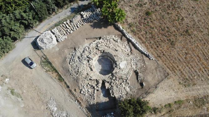 ARATOS'UN ANIT MEZARININ BÖLGEDE EŞSİZ OLDUĞU ORTAYA ÇIKTI
