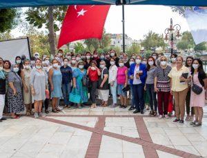 MERSİN'DE 'GÖNÜLLÜ KATILIM TOPLANTILARI' SÜRÜYOR