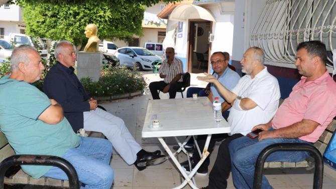 AKDENİZ, KARADUVAR BALIK FESTİVALİ'NE HAZIRLANIYOR